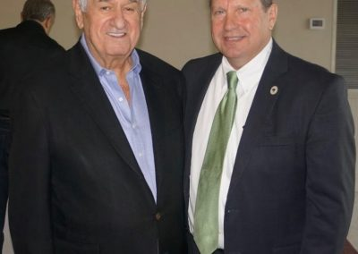 Rep. Pat Connick and John Alario